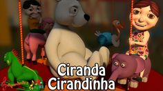 Ciranda Cirandinha (Cantiga Popular Infantil)