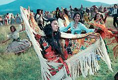 """Gypsies Are Found Near to Heaven"""" is one of the greatest movies I ever saw. Made in 1975 in the former URSS, the movie is the masterpiece of..."""