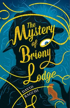 """""""The Mystery of Briony Lodge"""" by David Bagchi (cover by rawshock design) - 2/16  - a Sherlock Homes mishmash?"""