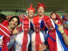 La Sele - Costa Rica presente...!