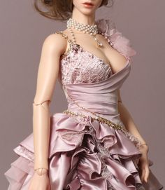 ITEM VIEW : Special Limited - EID-W / SID-W Rose Gold Dress Set