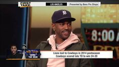 Big Sean Talks Lions Playoff Loss and LeBron in the Finals (Video) - http://www.trillmatic.com/big-sean-talks-lions-playoff-loss-lebron-finals-video/ - Detroit, Michigan superstar rapper Big Sean showed up on ESPN with Skip Bayless & Stephen A. Smith to trade bars & thoughts on the Lions & LeBron James. #Detroit #ESPN #FirstTake #Lions #NBAFinals #Michigan #Trillmatic #TrillTimes