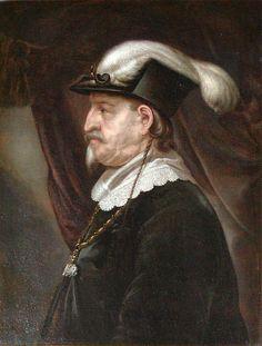 Christian IV of Denmark - Karel van Mander III