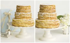 Crepe Cakes are Making It Impossible for Me to Focus