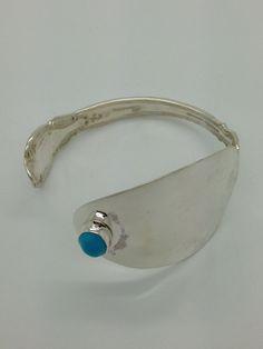 Sterling Silver Spoon Bracelets | Custom Sterling Silverware Jewelry