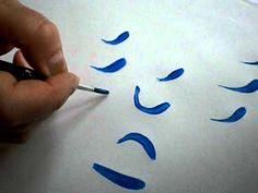 Técnica de pinceladas - Errores mas comunes