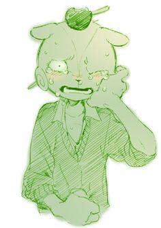 crying furry happy_tree_friends kemono nutty tears yamachamasan_(artisr)