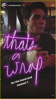 KJ Apa Changed His Hair Right After Wrapping on 'Riverdale' | kj apa changes hair after riverdale wrap lili reinhart 03 - Photo