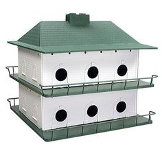 12 Room Two-Story Purple Martin House