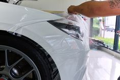 3M Scotchgard Paint Protection Film Pro Series 2012 2013 2014 2015 Toyota Tacoma