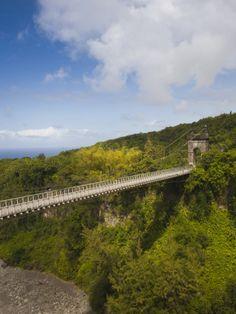 Pont Des Anglais, St. Anne, Reunion Island, France