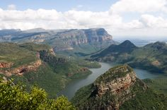Blyde #River Canyon, South Africa. #travel #SouthAfrica
