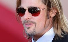 Brad Pitt Sun Glasses - HD Wallpapers - Free Wallpapers - Desktop Backgrounds