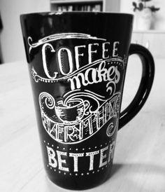 #coffee #mug #rainyday