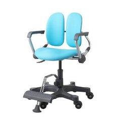 duorest kids desk chair with detachable footrest childs office chair