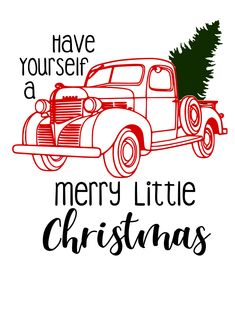 Merry Christmas Quotes : Red Truck and Tree Merry Christmas Digital SVG file Merry Christmas Images, 3d Christmas, Christmas Truck, Christmas Projects, Christmas Shirts, Christmas Decorations, Christmas Ornaments, Christmas Ideas, Christmas Movies