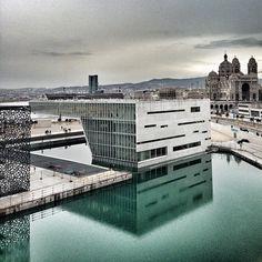 Mucem, Villa Méditerranée, Major, Marseille  #MP2013 by @Siropderue de Rue de Rue de Rue de Rue