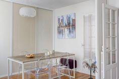 Regardez ce logement incroyable sur Airbnb : Bel appartement lumineux près de Paris (56m2) - Appartements à louer à Courbevoie