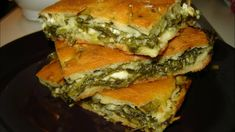 Për drekë, pite misri me lëpjetë Greek Cooking, Easy Cooking, Cooking Recipes, Phyllo Dough Recipes, Greece Food, Spinach Pie, Oven Chicken Recipes, Greek Dishes, Vegan Cookbook