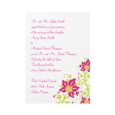 Wedding Invitation by goskell