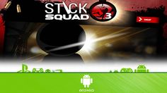 Stick Squad 3: Modern Shooter - First Look (Android Gameplay)