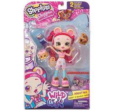Shopkins Shoppies Themed Dolls Series 9 - Donatina Monkey - The Entertainer Shoppies Dolls, Shopkins And Shoppies, Toys For Girls, Kids Toys, Shopkins Wild Style, Num Noms Toys, Cookie Swirl C, Modern Toys, Birthday Gifts For Boys