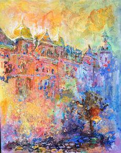 City Image, 80 x 100 cm, Natawatts