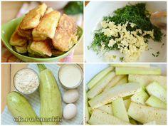 Ингредиенты: - 2 некрупных кабачка - 1-2 яйца (от размера кабачка); - 100 мл простокваши (воды, молока, кефира); - мука; - соль, ...