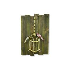 NOVICA Mexican Handcrafted Birdcage Sculpture for the Wall ($85) ❤ liked on Polyvore featuring home, home decor, wall art, green, wall decor, handmade home decor, green wall art, bird wall art, bird sculptures and handmade wall art