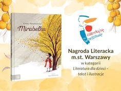 Mirabelka, Harasimowicz Reading, Cover, Books, Kids, Literatura, Young Children, Libros, Boys, Book