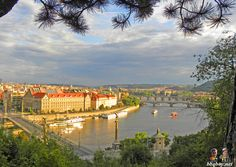 Photo Essay - Prague's most scenic walk - The Travels of BBQboy and Spanky