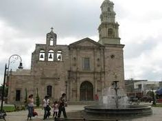 catedral, linares NL