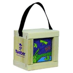 Easily catch, observe and release your specimens with the Clear View Nature House.