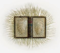 Simply Creative: Book Sculptures by Barbara Wildenboer