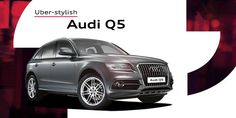 The Audi Q5 - A lot of expression. New views.