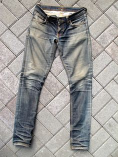 Tight Long John Dry Selvage