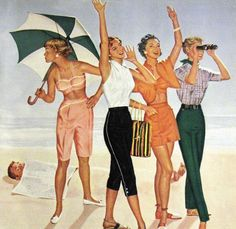 1955 Levis Casuals ad >< Roger Wilkerson, The Suburban Legend! Vintage Travel, Vintage Ads, Vintage Images, Vintage Soul, Nautical Fashion, Retro Fashion, Vintage Fashion, Men's Fashion, Fifties Fashion