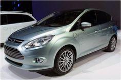 2013 Ford C-Max Energi.  Plug-In Hybrid.