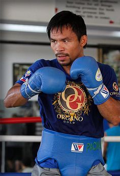 Boxing-legend Manny Pacquiao is a proud member of the Organo Gold family. Healthy Gourmet, Boxing Champions, Manny Pacquiao, Coffee Company, Running, Gold, Fun, Products, Racing