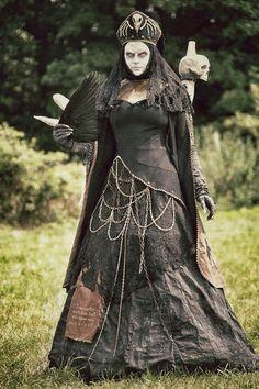 larp-photos:  Episcorpa WIP [costume] Mythodea 2014 by L0u1sa