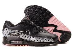 reputable site cb4f5 97599 Air Max 90 Nike Air Max For Women, Nike Air Max Black, Women Nike