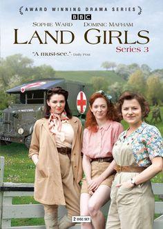 Amazon.com: Land Girls Series 3: Sophie Ward, Dominic Mafham, Ian Barber, Steve Hughes: Movies & TV