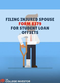 If your spouse owes past-due taxes or has delinquent Federal student loan debt, check out Form 8379. Read about it here and get started! Federal Student Loans, Student Loan Debt, Tax Preparation, College Organization, Tax Refund, Blog Love, Money Matters, Ways To Save Money, Reading