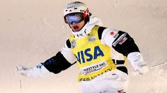 DUAL GOLD! Canada's Mikael Kingsbury and Justine Dufour-Lapointe swept World Cup dual moguls events Saturday (Jan 10th) night at Deer Valley Resort. Skier-Mikael Kingsbury Second Gold for Mikael inless than 24hrs!  World Cup Freestyle, moguls, FIS