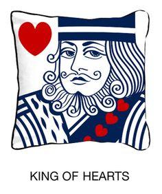 King Of Hearts Primaries