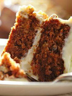 Sugar Free Carrot Cake Recipe