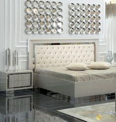 Stylowa sypialnia Bolero