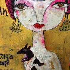 Mereces un amor... Frida by Thelma #thelmadibujos #artbythelma