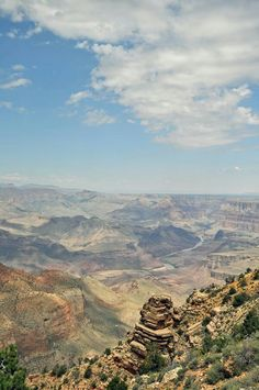 Desert Tower, South Rim Grand Canyon