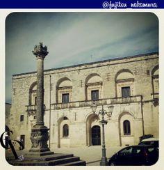 Palazzo dei principi Lecce